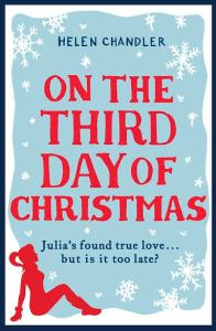 on the third day of christmas cover