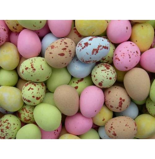 mini eggs