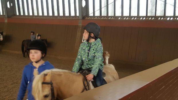 anna riding