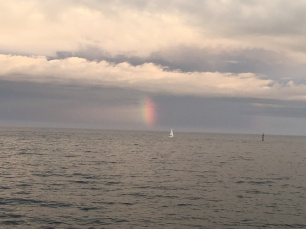 rainbow in penzance