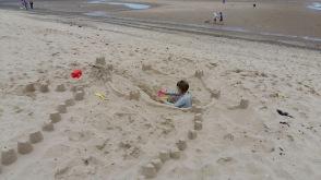 sandcastles A