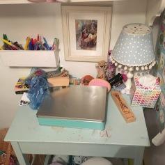 Before: Desk