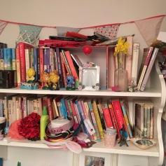 Before: Bookshelf