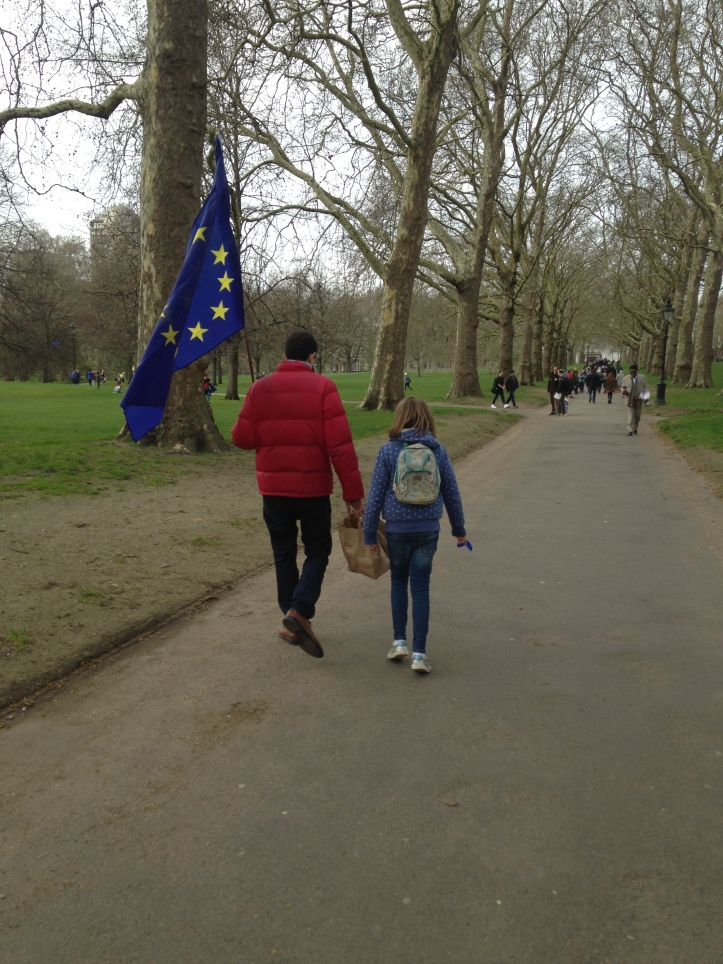 EU march